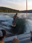 Mike Gutt Wake Surfing