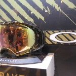 2012 Oakley Airbrake Goggle