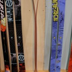 2012 Surface Skis One Life profile