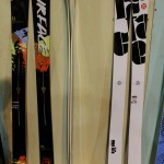 2012 Surface Skis New Life profile