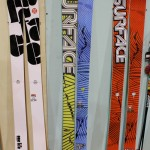 2012 Surface Skis One Life, Watch Life