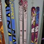 2012 Surface Skis No Time, My Time, Next Time