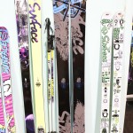2012 Surface Skis SKDY x SRFC - No Time, Live Life, Next Time