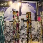 2012 Line Skis Women's Pandora, Celebrity 100, Celebrity 90, Shadow