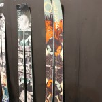 2012 Moment Skis Ghost Chant