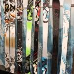 2012 K2 Skis Pon2oon, Darkside, Sidestash, Hardside, Sideshow