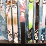 2012 K2 Skis Darkside base