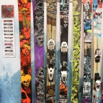2012 K2 Skis Hellbent, Obsethed, Kung Fujas, Recoil, Sight, Domain, Press