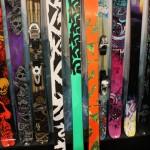 2012 K2 Skis Recoil, Sight, Domain bases