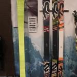 2012 K2 Skis Coomback, Wayback, Backup