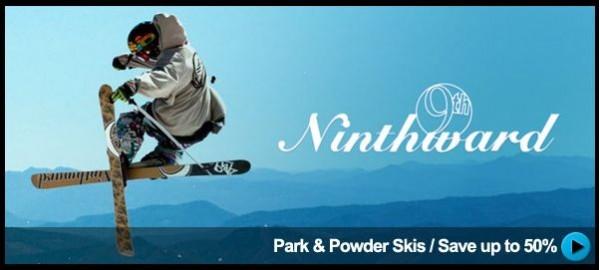 Ninthward Skis on The ...