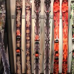 2013 Head Boneshaker, Hammered, Sacrifice Skis