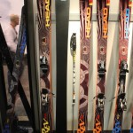 2013 Head Rev Skis