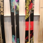 2013 Surface My Life, Next Life skis