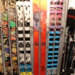 2013 Rossignol Scimitar, Scratch, Storm, Sprayer