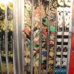 2013 Rossignol Sickle, Scimitar, Scratch