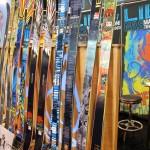 2013 Lib Tech NAS Skis