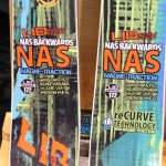 2013 Lib Tech NAS Backwards