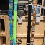 2013 Line Mastermind & Stepup Skis