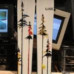 2013 Line Sir Francis Bacon Skis