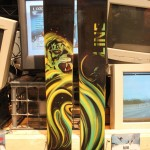 2013 Line Blend skis