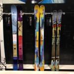2013 Scott Rosa, Rebel, & Rascal skis