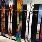 2013 Scott Venture, Reverse, Lola, Luna, & Rosa skis