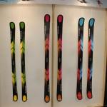 2013 Kastle Colby, James, West skis