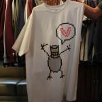 2013 Voluerz Sasquatch shirt