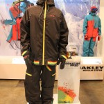 2013 Oakley Tanner Hall Outerwear