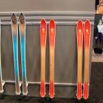 2013 Salomon BBR Sunlite skis