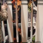 2013 Salomon Suspect & Threat skis