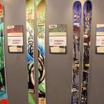 2013 Liberty Helix Skis & 2013 Liberty Morphic Skis