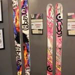 2013 Liberty Mutant skis