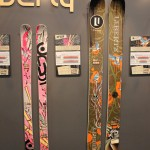 2013 Liberty Envy & 2013 Liberty Genome skis
